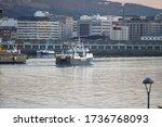 Coru A.spain.fishing Boat...