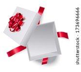 gift box | Shutterstock .eps vector #173696666