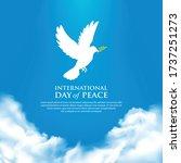 international day of peace...   Shutterstock .eps vector #1737251273