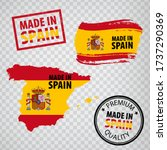 made in spain rubber stamps...