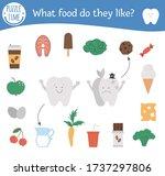dental care matching activity... | Shutterstock .eps vector #1737297806