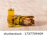 Bark And Essential Extract Of...