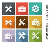 tools icons