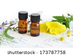 Постер, плакат: science and aromatherapy