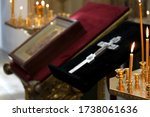 Photo Of Burning Candles On Th...