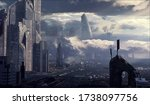 Futuristic Science Fiction....