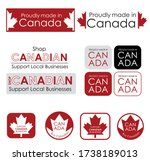 vector signs and icons that... | Shutterstock .eps vector #1738189013