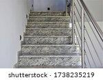 Garanite Stairs In The Apartment