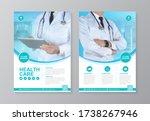 corporate healthcare cover ... | Shutterstock .eps vector #1738267946