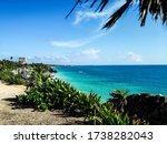 Beautiful Beach In Caribe...