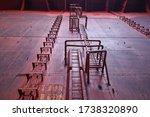 Ship Cargo Hold Vertical Ladder ...