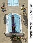 istres  bouches du rhone ... | Shutterstock . vector #173851250