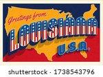 Greetings From Louisiana Usa....