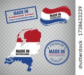 made in netherlands rubber...