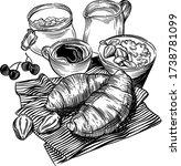 vector illustration of... | Shutterstock .eps vector #1738781099