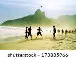 Carioca Brazilians Playing...