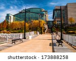 the gaylord national resort ... | Shutterstock . vector #173888258