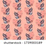 hand drawn vector abstract...   Shutterstock .eps vector #1739003189