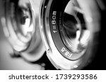 Vintage Twin Reflex Camera Lens ...