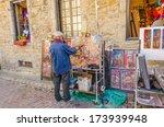 montreal  canada  october 12 ... | Shutterstock . vector #173939948