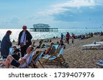 Brighton  Uk   June 2014 ...