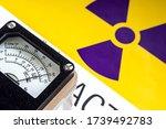 Hand Held Radiation Survey...