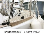 Sailboat Deck