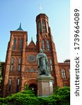 The Smithsonian Institution...