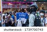 Hong Kong   25may2020  As The...
