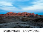 Landscape View Of A Colorful...