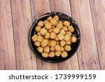 Meat Or Fried Shrimp Balls...