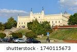 Lublin Castle. Lublin Poland....