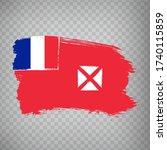 flag wallis and futuna from...