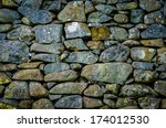 Background Texture Of An...