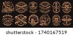 big bundle illustrations for... | Shutterstock .eps vector #1740167519