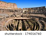 rome  italy   april 17  the... | Shutterstock . vector #174016760