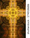 Kaleidoscope Cross  Autumn...