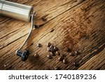 Manual Coffee Grinder For...