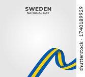Flag Of Sweden  June 6 ...