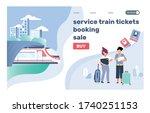 railway ticket online landing...