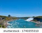 Niagara Falls  Ontario  Canada...