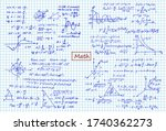 vintage education and... | Shutterstock .eps vector #1740362273