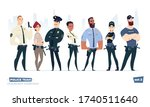 Police Officers Collection ...