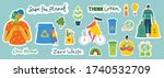 set of eco save environment... | Shutterstock .eps vector #1740532709