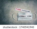 Fake Pandemic. Conspiracy...