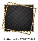 light bulbs on the dark... | Shutterstock .eps vector #1740676343