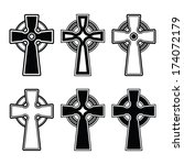 Irish  Scottish Celtic Cross...