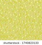 seamless vector pattern of... | Shutterstock .eps vector #1740823133