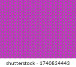 seamless vector pattern of... | Shutterstock .eps vector #1740834443