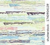 distressed stripes. chalk... | Shutterstock .eps vector #1740904139
